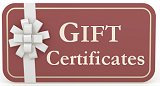 Buy a gift certificate and get a $10 discount